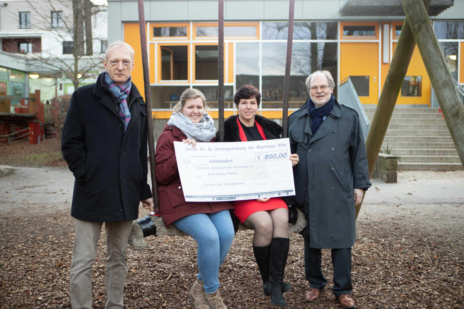 2019 - Kita Baumhaus Radeberg